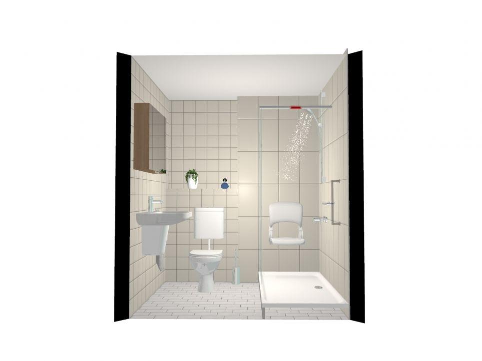 Inloop douche makkelijk en compact
